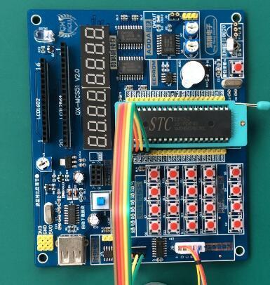 單片機EEPROM讀寫數據流程解析