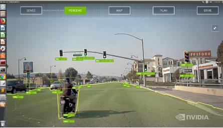 大陆集团和采埃孚宣布推出基于NVIDIA DRI...