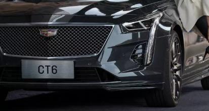 全新一代凯迪拉克CT6正向智能终端进化 让用户获取了更多必要驾驶信息
