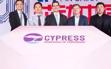 """赛普拉斯在北京举办""""芯动中国""""20周年庆典,发布全新的中国战略"""