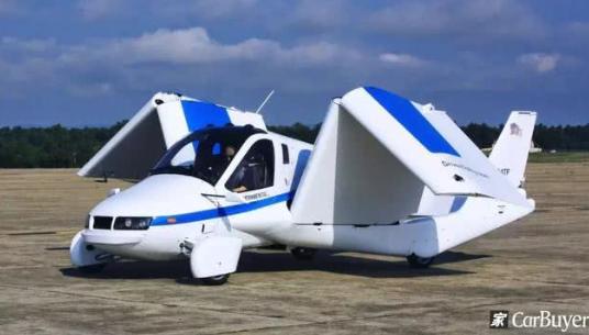 吉利全球首款飞行汽车已开始接受私人预订 2019年就可交付