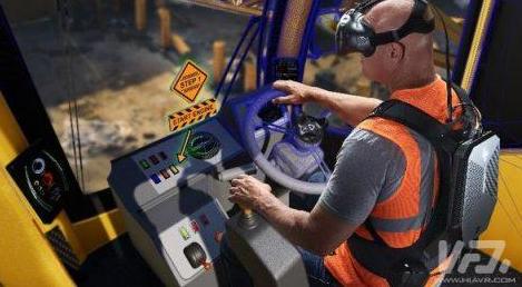 使用VR进行采矿培训的主要优势有以下这些