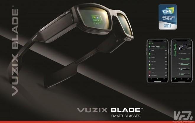 Vuzix AR眼镜已准备好了消费者版本 还与一...