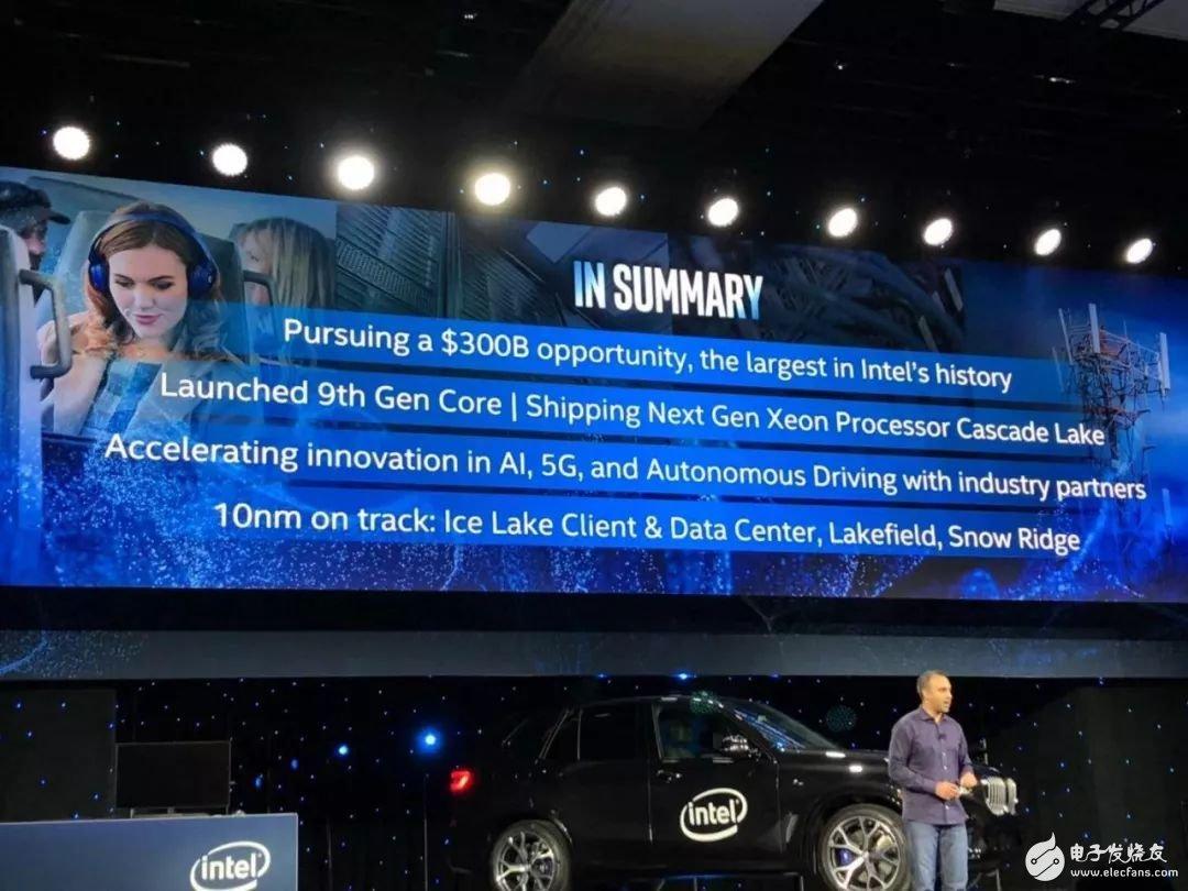 亚博英特尔CES现场发布史上最燃第九代处理器!