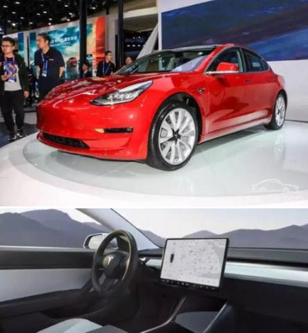 特斯拉Model 3正式在国内开卖 极简龙8国际娱乐网站让消...