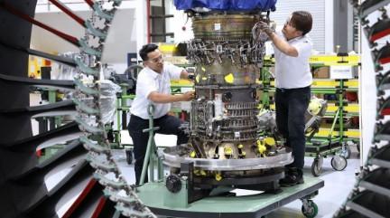 普惠雄鹰服务亚洲公司将实现GTF发动机大修生产线...