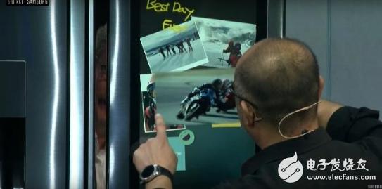 三星全新Family Hub智能冰箱发布 重新设计了冰箱的主屏幕