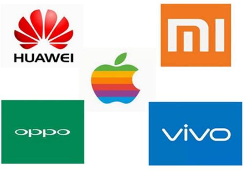 苹果依然高居销售第一名 华米欧维难撼其地位