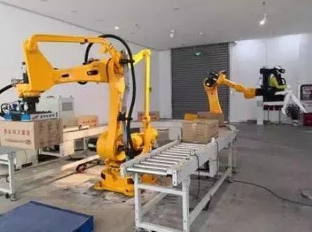 未来中国的搬运码垛机器人市场有望继续保持快速增长