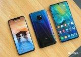 2018年华为智能手机出货突破2亿台:Mate系...