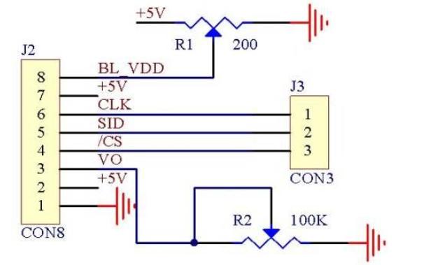 LCD驱动电路和驱动程序设计及典型应用PDF电子教材免费下载