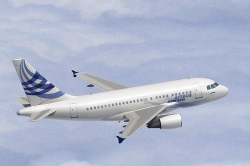 空中客车飞机制造商AirBus批准了两份合同将售出120架A220-300飞机