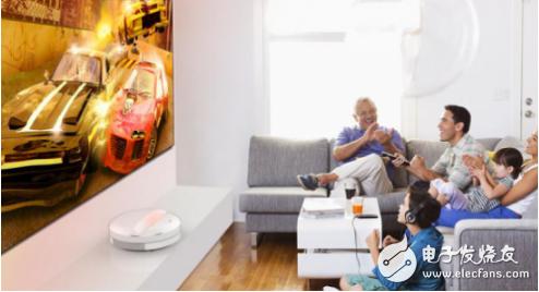 长虹极致科技进入普通家庭 高端激光电视不再是奢侈品