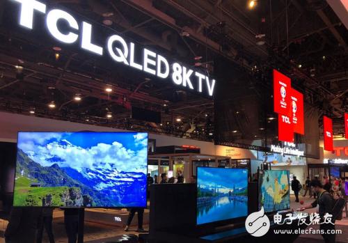 CES 2019关注的8K电视新品大盘点 8K一定是未来