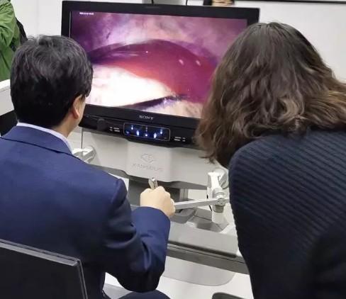 华为联手中国联通成功实现了世界首例5G远程外科手...