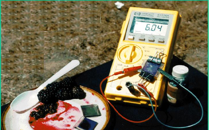 如何制作一个太阳能电池