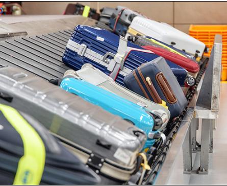 UHF RAIN RFID标签IC能助力有效地部署RFID行李跟踪系统