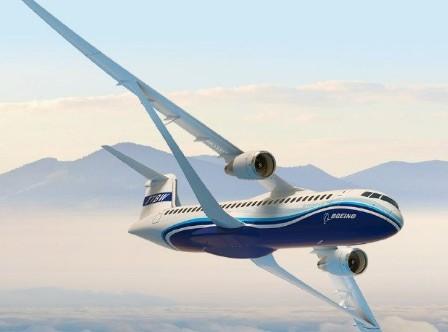 波音公布最新跨音速桁架支撑翼概念巡航速度可以提升...
