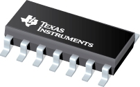 LM2902LV 行業標準、低電壓放大器