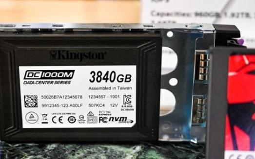 CES 2019金士顿展示固态硬盘和加密USB闪存盘等多款新产品