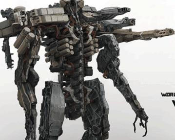 科技在改变着战争 未来的战争主要是机器与机器之间...