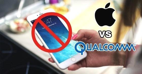 慕尼黑地区法庭批准了高通提出对苹果iPhone的...