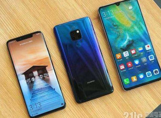 华为2018年智能手机出货量正式超过2亿部