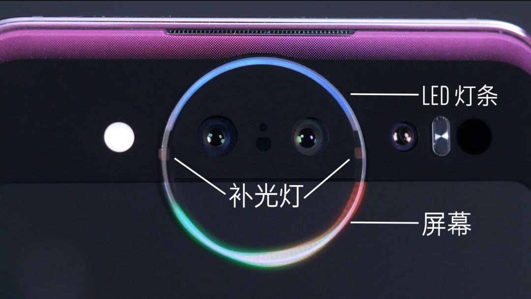 星环双面屏,vivo NEX 双屏版体验