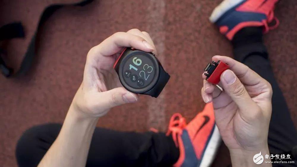 LG未来会将摄像头集成到智能手表中
