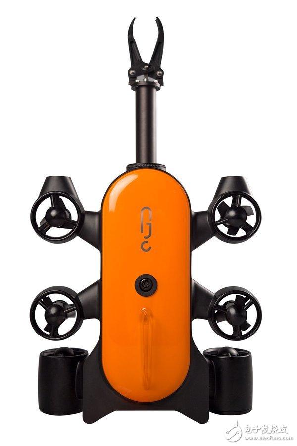 盛会吉影科技全新的专业式猛兽无人机亮相CES2019