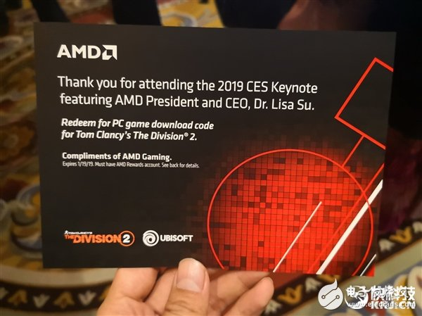 AMD发布全球第一款基于7nm工艺GPU核心的游戏显卡- 处理器/DSP