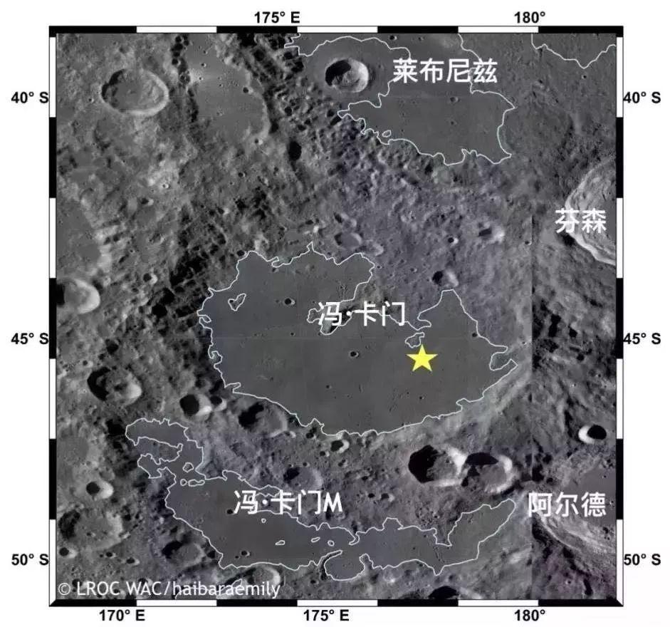 人类首次 嫦娥四号着陆月球背面