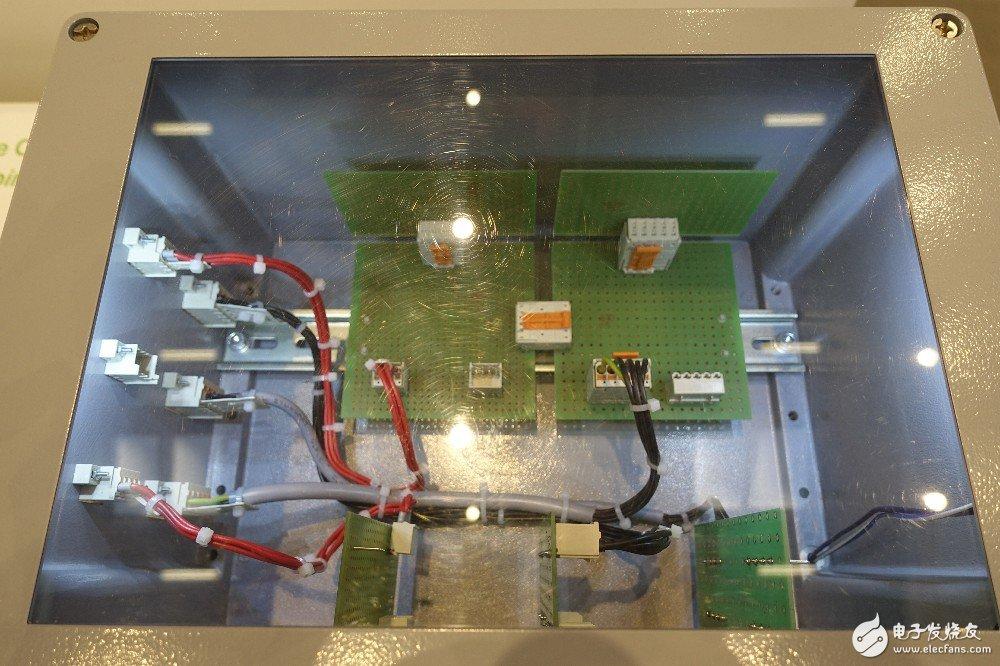 WAGO接线端子和连接器产品完美实现功能