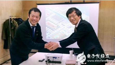 商汤科技携自动驾驶汽车进驻日本 进军海外市场