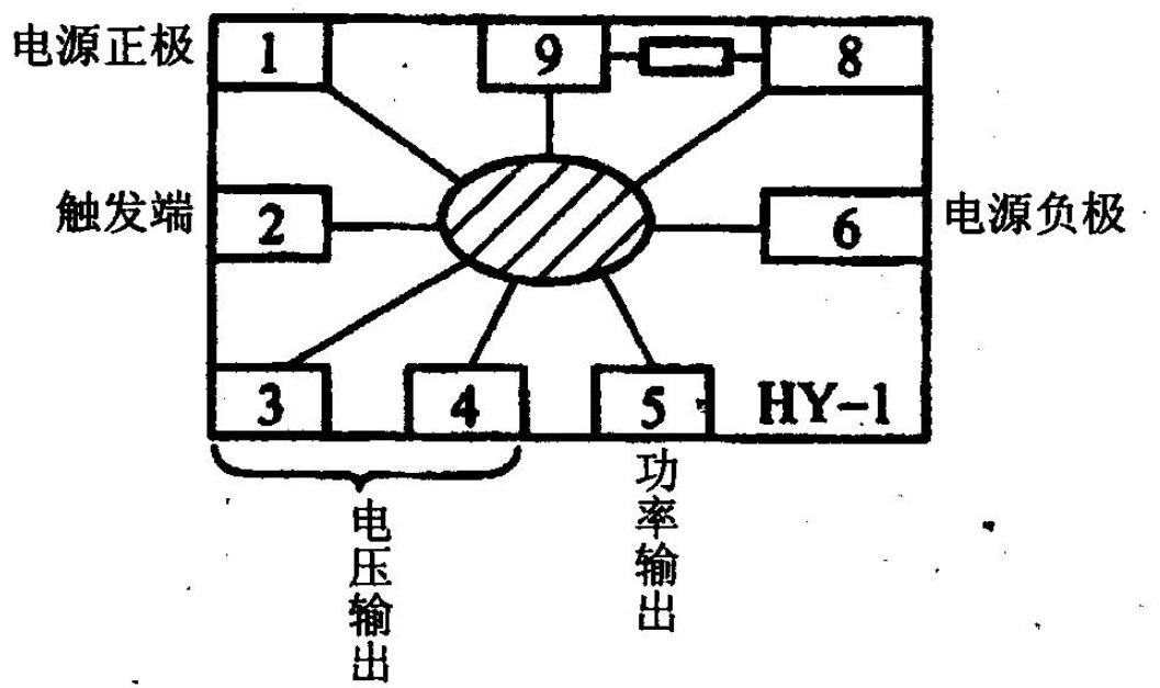 自制diy音乐闪光外星人集成电路设计图