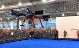 无人机long88.vip龙8国际再破记录 携带最大有效载荷