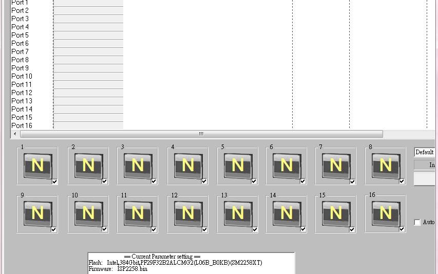 慧荣SM2258XT固态硬盘开卡软件MPTool R0626C版应用程序免费下载