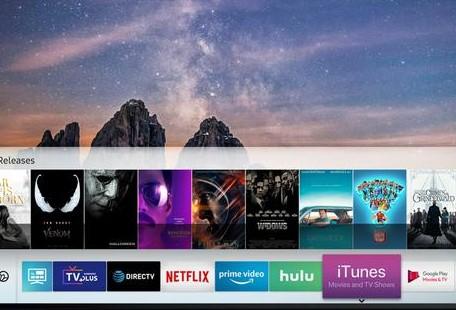苹果和三星在电视机媒体方面正式达成合作
