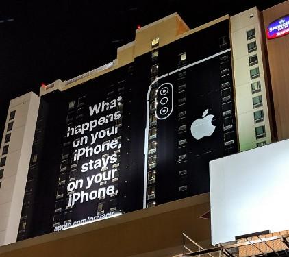 苹果iPhone受销量下滑的影响居然也开始蹭热点...