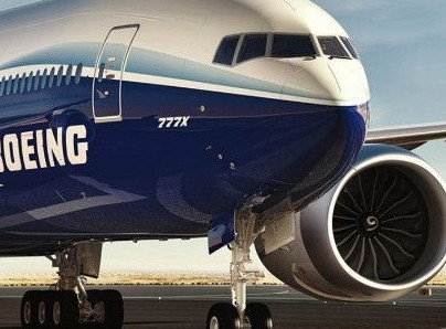 波音在777X飞行试验飞机上成功安装了两台史上最...