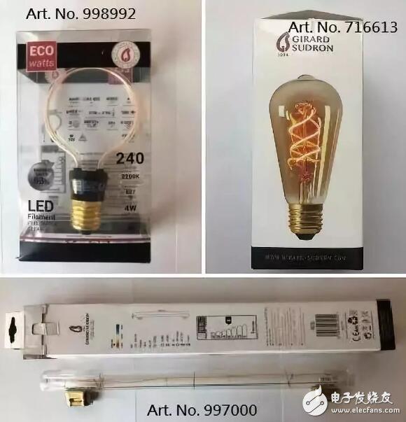 液光固态向欧洲灯具品牌商提出产品专利侵权诉讼