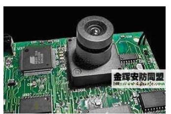 基于CMOS的摄像机板机内部结构分析