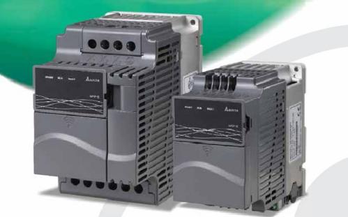 VFD-E系列內置PLC型變頻器使用說明書資料免費下載
