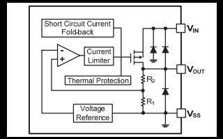 LR6302系列正压稳压器的数据手册免费下载