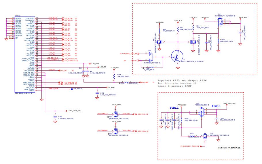 戴尔笔记本主板详细电路原理图图纸合集免费下载