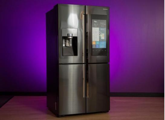 三星发布新一代Family Hub智能冰箱 集成...