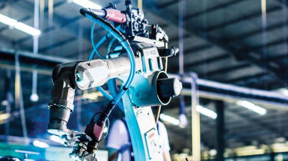 未来机器视觉技术必将成为工业自动化和智能的核心之一