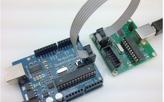 Arduino教程之USBtinyISP下载线使用说明