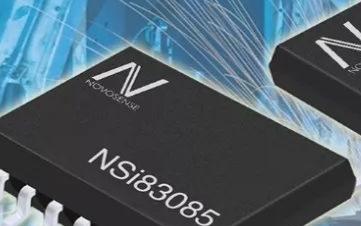纳芯微云顶娱乐平台下载宣布推出NSi83085及NSi83086两款高可靠性半双工、全双工隔离RS-485收发器