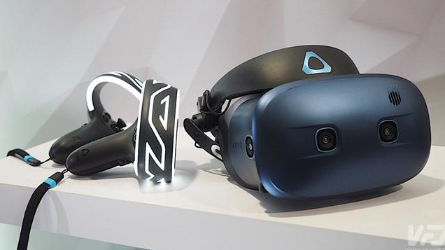 HTC Vive推出全新的VR设备 主打简便、舒适和易于使用
